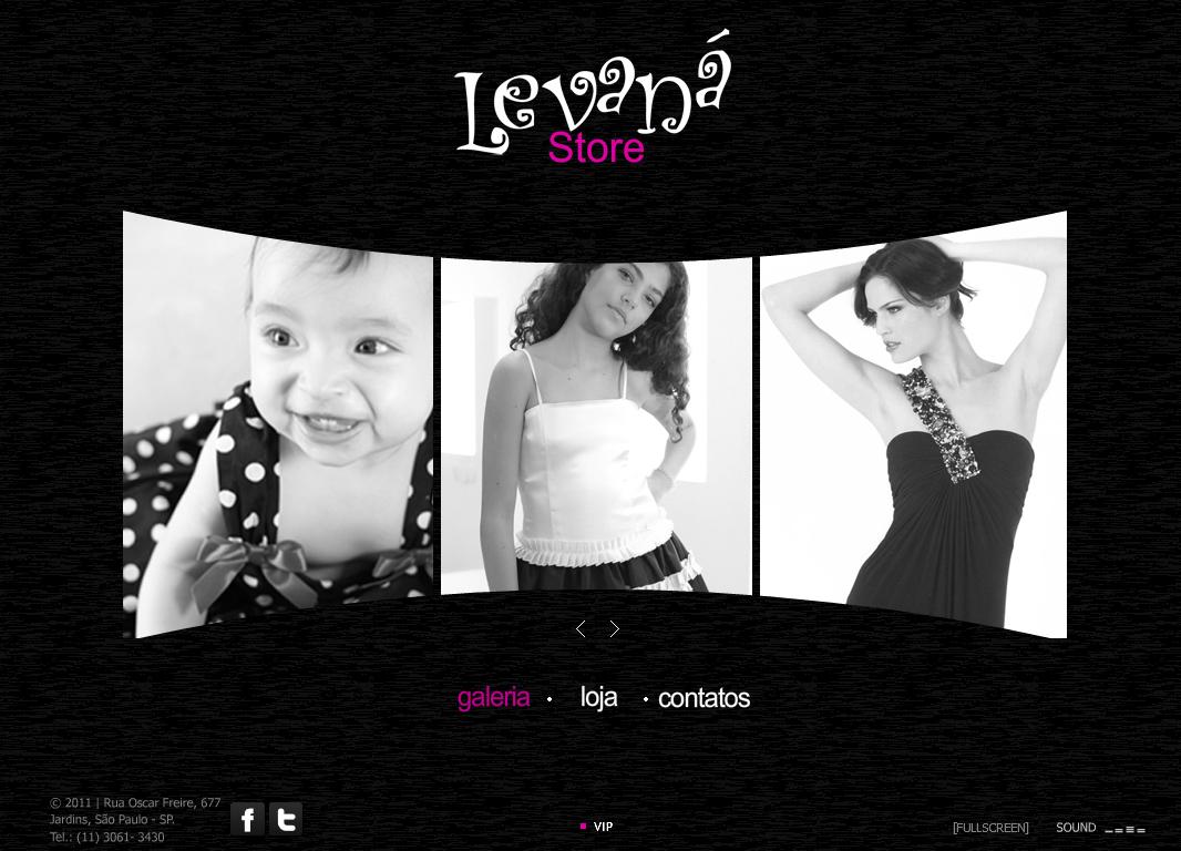 Site – Levaná