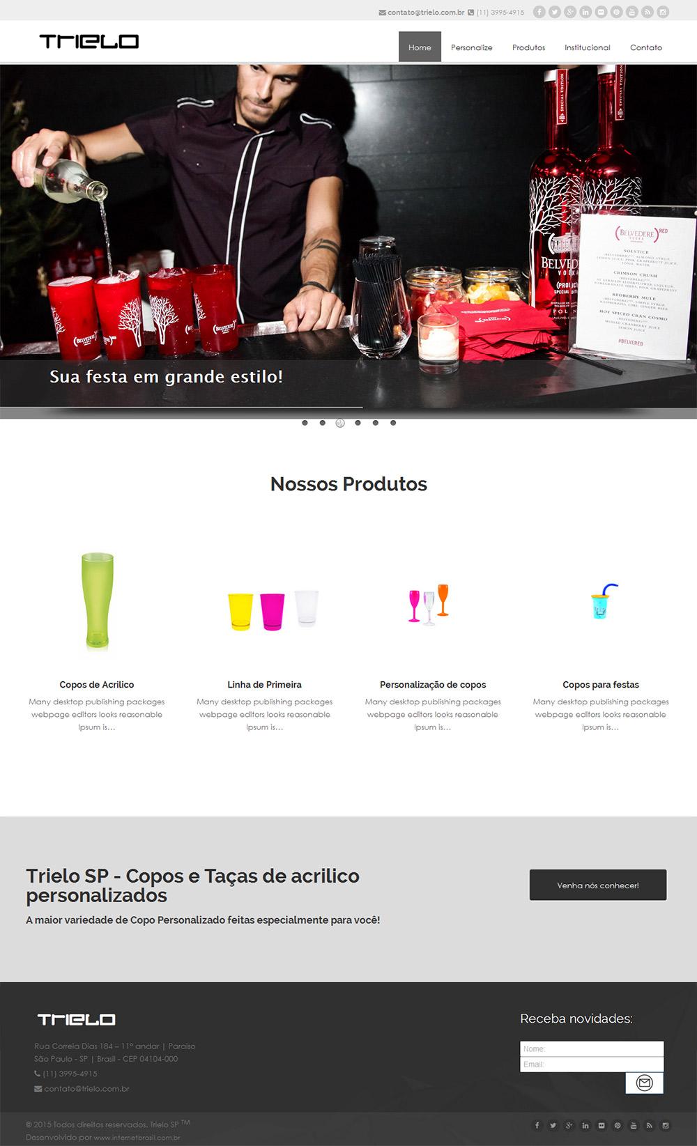 Site – Trielo SP